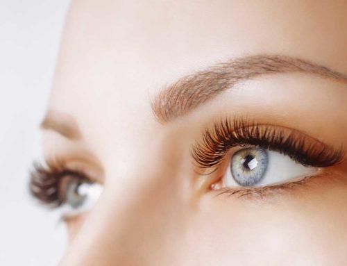 Izobraževanje o trepalnicah: okužbe oči